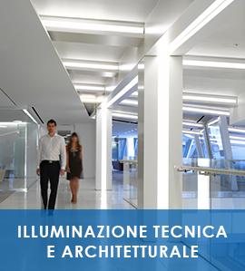 ILLUMINAZIONE TECNICA E ARCHITETTURALE
