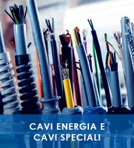 CAVI ENERGIA E CAVI SPECIALI